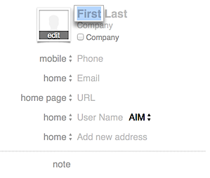 Use any of your email addresses in Mac Mail