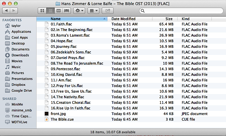 Convert FLAC audio files to MP3 tracks on my Mac? - Ask Dave