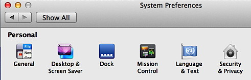 """How to remove Dashboard as a """"space"""" in Mac OS X Spaces? - Ask Dave Taylor"""