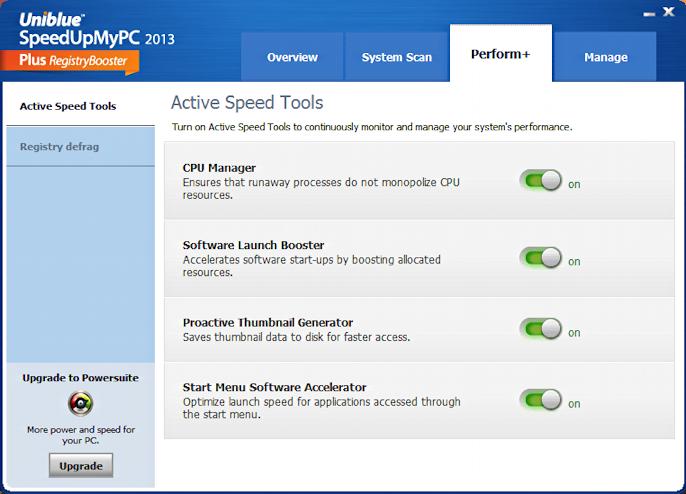 SpeedUpMyPC 2014 6.0.4.5 + коды активации продукта - Скачать. Uniblue Spee