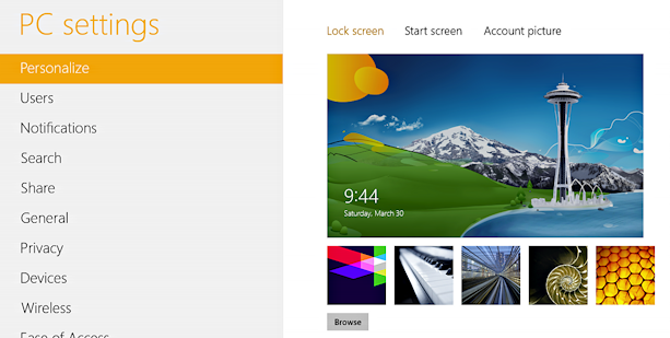 can i change my windows 8 lock screen image ask dave taylor