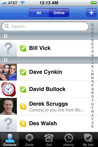 apple iphone skype app 8