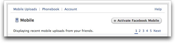 how to see pictures on a private facebook account