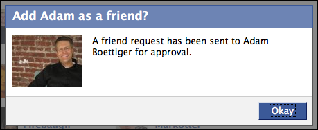facebook add as friend approval