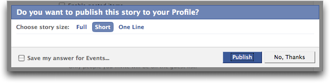 facebook create publish event profile