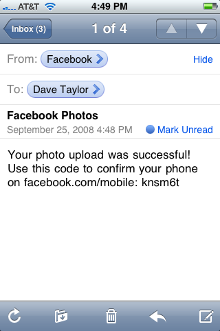 facebook mobile photo email 4