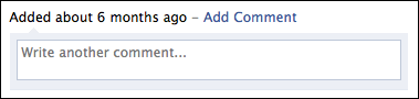 facebook your photos comment deleted