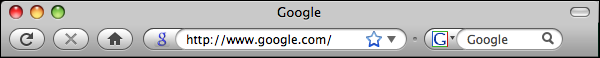 firefox address bar no rss