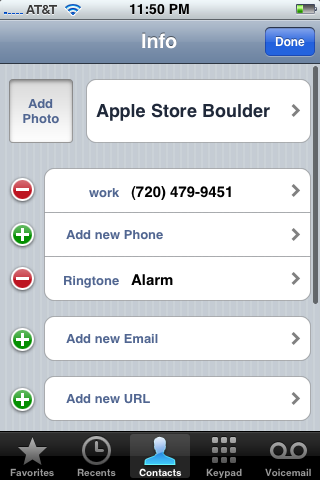 apple iphone custom ringtone 4