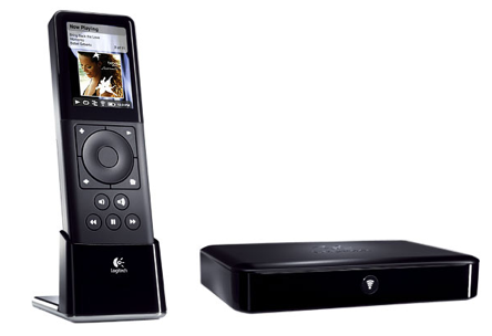 Logitech Corporation: Squeezebox Duet music player