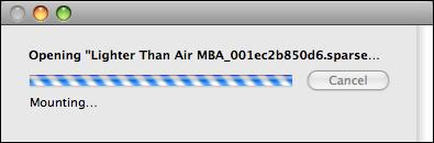 mac mounting time capsule mounting