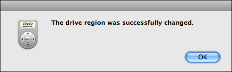 how to change region on mac