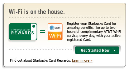starbucks att get wifi account 2
