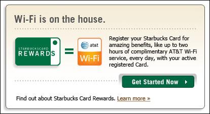 starbucks att get wifi account 2