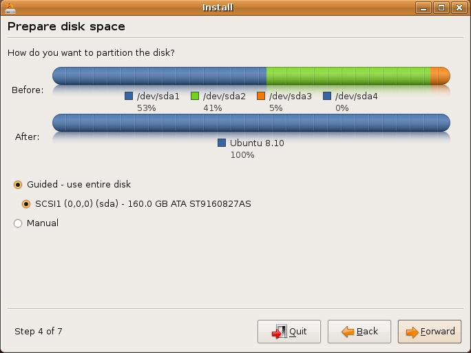 ubuntu install pic5