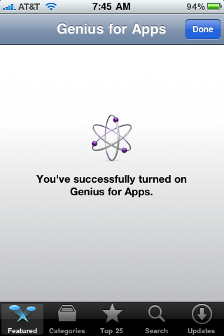 apple iphone app genius 8