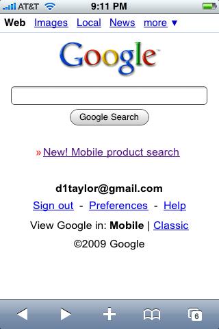 apple iphone google mobile shopping 1