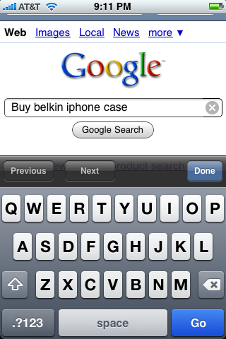apple iphone google mobile shopping 2