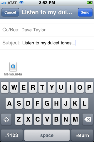 how to delete a voice memo on iphone