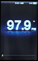 apple ipod nano 5g fm live pause