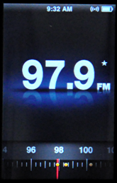 apple ipod nano 5g fm tuner