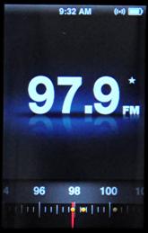 apple ipod nano 5g fm tuner