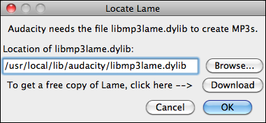 How come Audacity can't export MP3 audio files? - Ask Dave