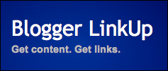 blogger linkup logo