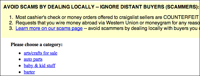 craigslist post to classifieds 3