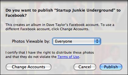 iphone publish to facebook 4