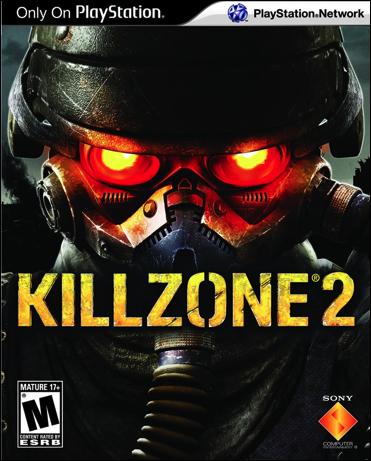 killzone 2 ps3 cover art