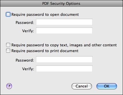 powerpoint file print save as pdf password