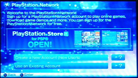 playstation how to see date of birth
