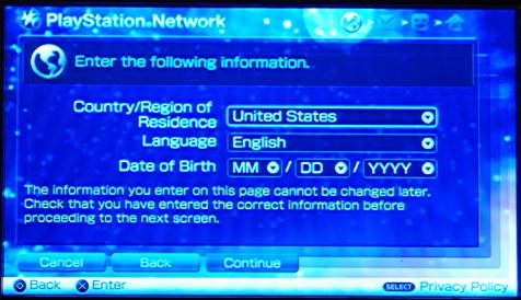 sony psp playstation network 8323.JPG