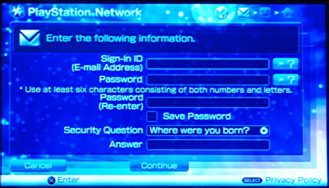 sony psp playstation network 8325.JPG