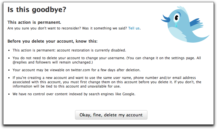 twitter cancel account 4