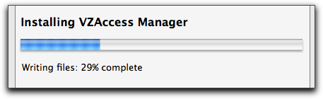 vzaccess manager mac install 6
