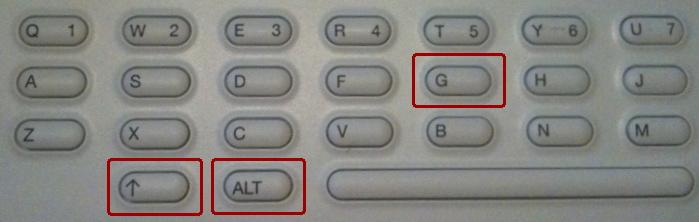 amazon kindle keyboard screen shot