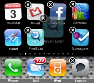 apple iphone reorder app icons 2
