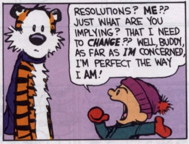 new years resolutions,