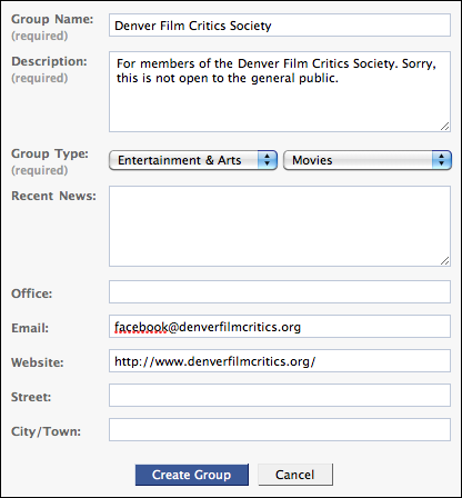How Do I Create A Private Closed Facebook Group Ask