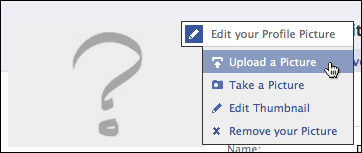 facebook edit group settings profile picture