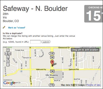 foursquare fix location 3