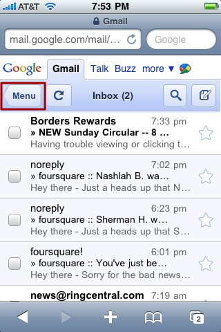 gmail iphone folders labels 1