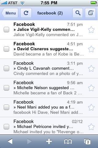 gmail iphone folders labels 4