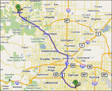 How do I use Google Maps to get directions? - Ask Dave Taylor Directions Google Map on