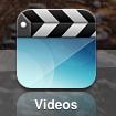ipad icons videos