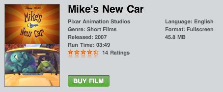 ipad itunes movie buy film