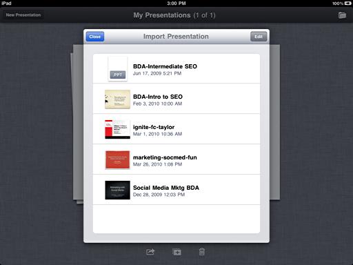 copy a pdf onto ipad