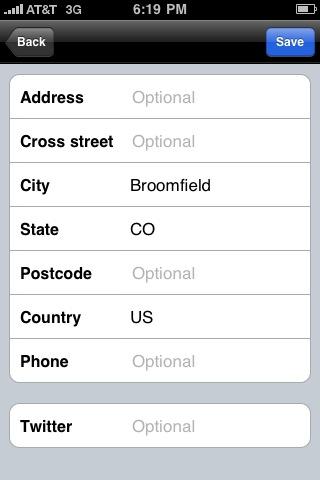 iphone foursquare add venue 6
